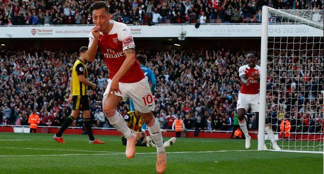 'I'll Decide When I Go:' Ozil Tells Premier League Side Arsenal