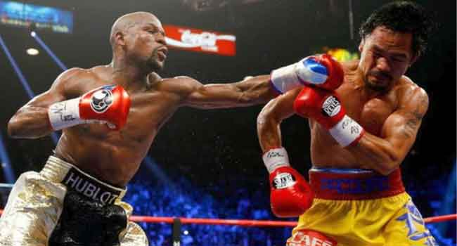 Pacquiao Rematch Possible This Year – Mayweather