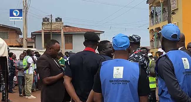 Osun Rerun: Police Arrest 16 Persons Allegedly With Illegal Observer Tags
