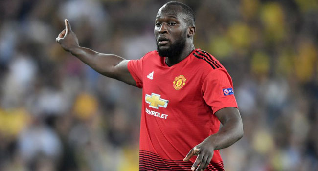Lukaku Hopes Clash Against Everton Sparks Revival For Him