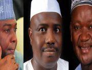 BREAKING: Saraki, Ortom, Tambuwal Get First PDP Assignment