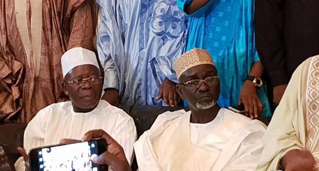 Ibrahim Shekarau Defects From PDP To APC