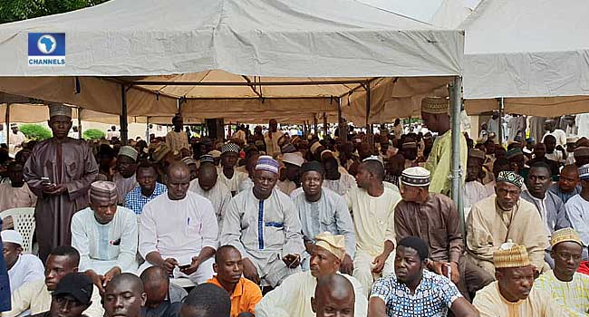 Shekarau Meets Thousands Of Supporters In Kano