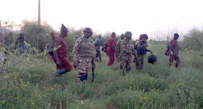 Nigerian Army Rescues 73 Persons From Boko Haram