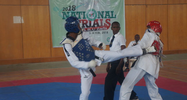 WTF Sanctions Nigeria Taekwondo Open