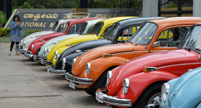 Volkswagen To End Production Of Iconic 'Beetle' Cars In 2019