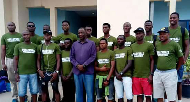 U-21 Nations Cup: Nigeria Volleyball Federation Release Final List of Players