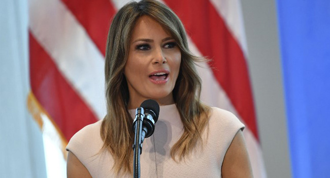 Melania Trump To Visit Ghana,Kenya And Other African Countries Next Month