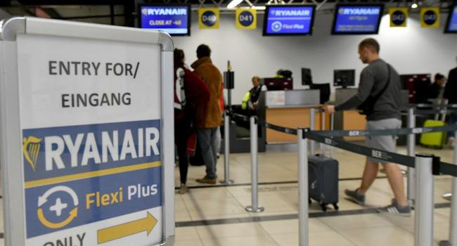 Ryanair Cancels Flights As Strike Hits Europe