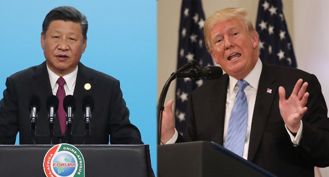 US-China Ties Sour As Xi, Trump Friendship Fades
