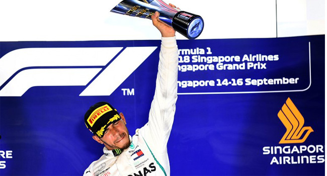 Hamilton To Tighten Title Grip With Fifth Russia Win