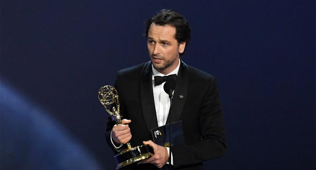 'Americans' Star Matthew Rhys Wins Best Drama Actor Emmy