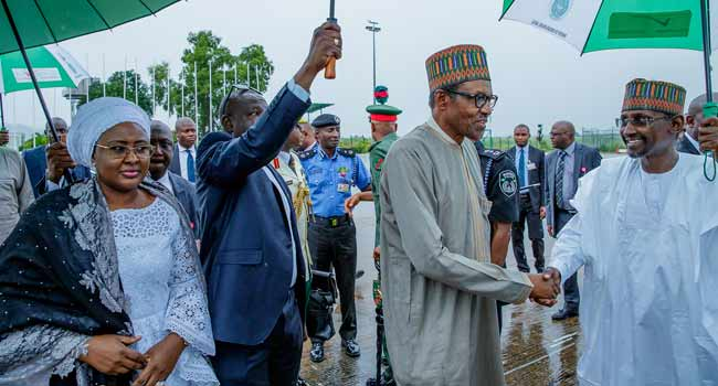 Buhari Travels To New York For UN General Assembly
