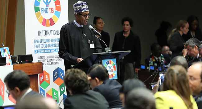 Buhari Calls For Collaboration To Fight Tuberculosis