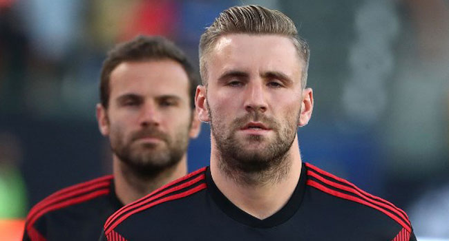 United Defender Displays Shaw-Fire Generosity