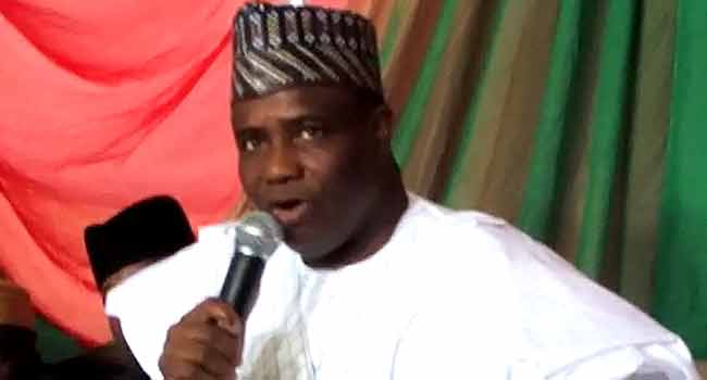 Declare PDP Winner Of Osun Election, Tambuwal Tells INEC