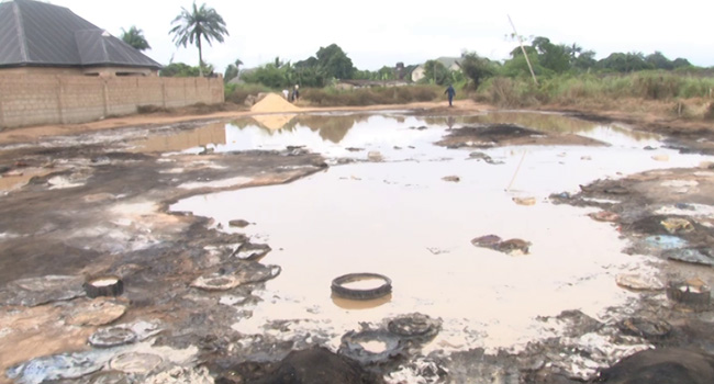 Death Toll Rises In Abia Pipeline Inferno