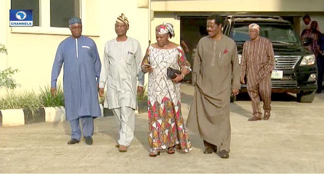 2019: Afenifere Leaders Meet Obasanjo Behind Closed-Doors