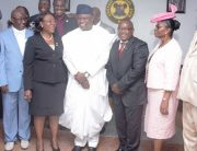 Ambode Swears In Five New Permanent Secretaries