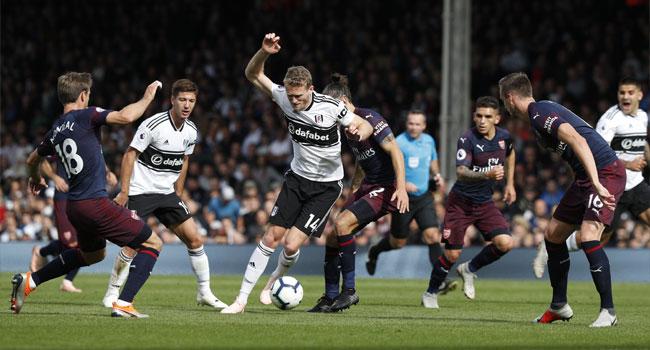 Emery Revels In Arsenal Revival