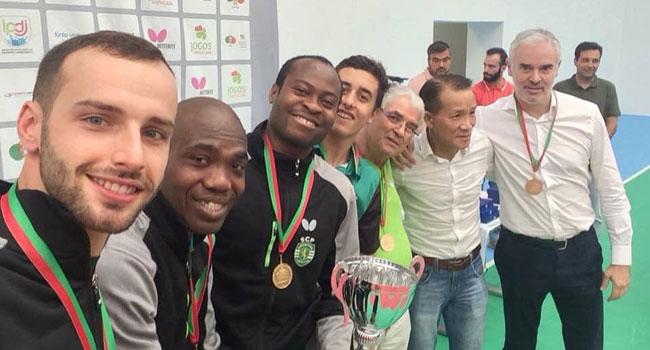 Quadri, Abiodun Inspire Club To Win Fourth Portuguese Cup
