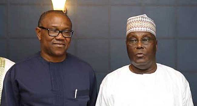 'A Great Patriot': Atiku, Saraki, Others Celebrate Peter Obi
