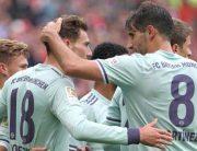 Bundesliga: Bayern Cut Dortmund's Lead With Victory Over Mainz