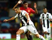 BREAKING: Juventus Beat Man United In Champions League Clash
