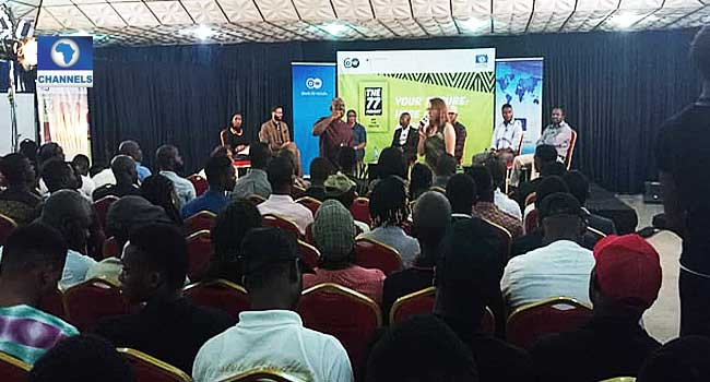 Channels TV, DW Town Hall Debate On Youth Migration