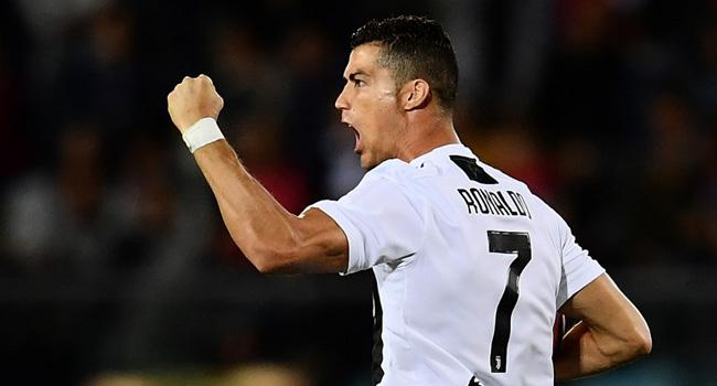 Ronaldo Raises Juve Hopes Against Atletico