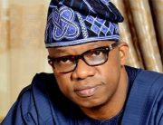 A file photo of Ogun State Governor, Dapo Abiodun.