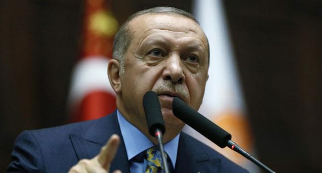 Erdogan Warns 'Sea Bandits' Over Cyprus Energy Exploration