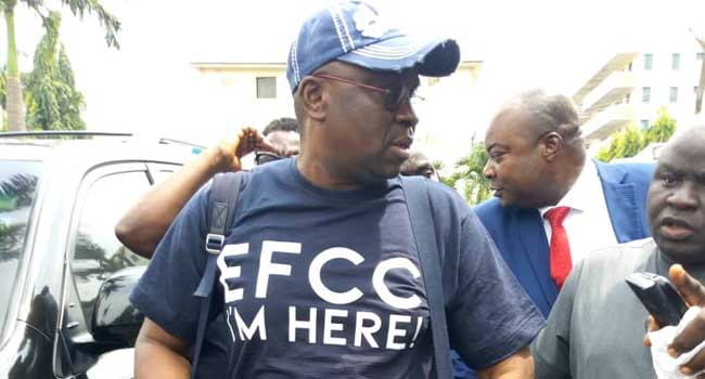 Alleged N2.2 billion Fraud: Fayose's Trial Stalled As EFCC Witness Contracts COVID-19