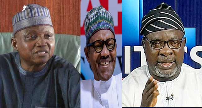 Presidency, PDP Trade Blames Over Buhari's Certificate