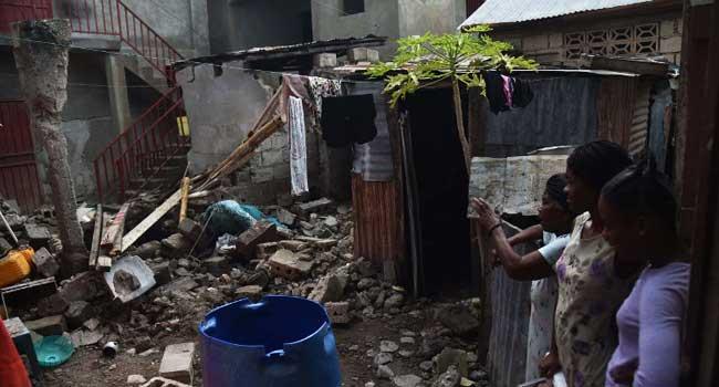 Haiti Quake Toll Rises To 17