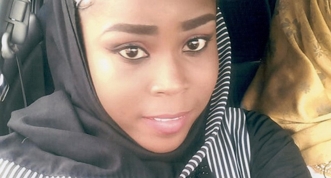 Execution Of Hauwa Liman 'Has Broken Our Hearts' – Red Cross