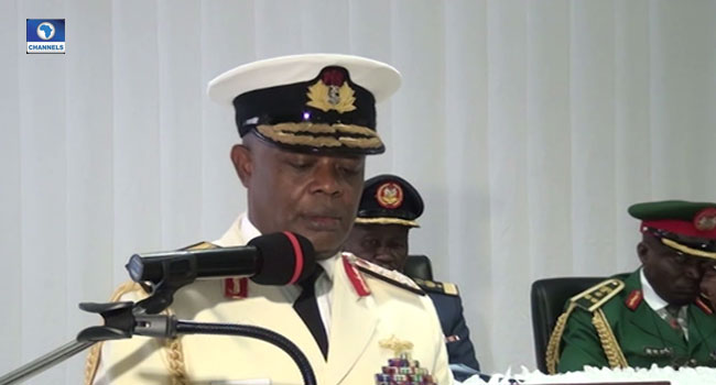 2019: Naval Chief Warns Officers To Be Non-Partisan