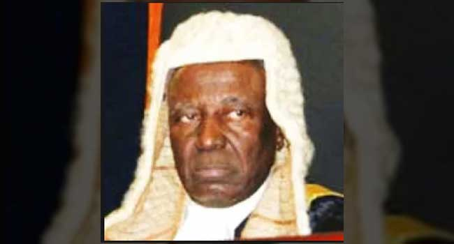 Former CJN, Idris Kutigi's Death A Great Loss To The Nation – Niger Governor