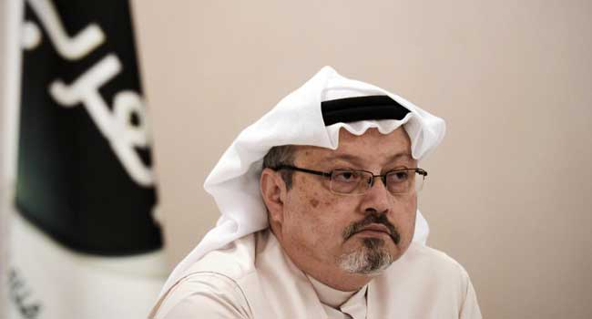 Khashoggi's Fiancee Calls Saudi Verdict 'Farce'
