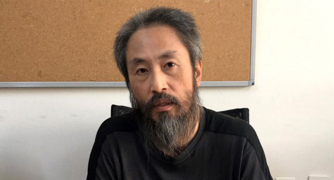 'It Was Hell', Freed Japanese Journalist Narrates Syria Kidnap Ordeal