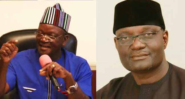 Ortom, Jime Call For Calm After INEC Declares Benue Election Inconclusive