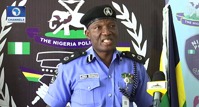 Police Parade 16 Suspected Ritualists In Abuja