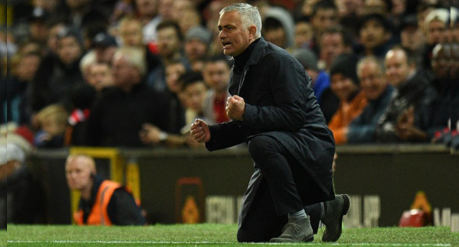 'It's A Manhunt': Mourinho Slams Critics After United's Stunning Win Over Newcastle