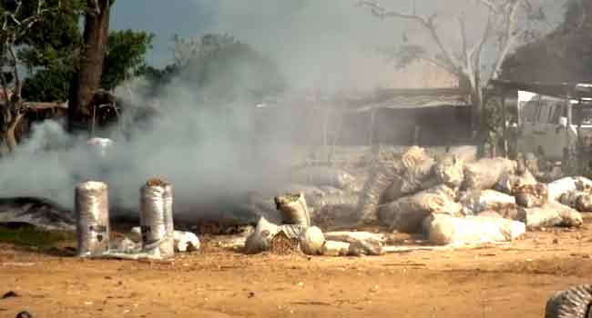 At least 55 persons have been killed during a communal clash at a market in Kasuwa Magani village in Kaduna State.