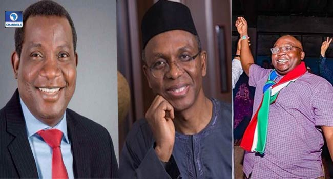 APC Gov Primaries: Lalong, El-Rufai, Adelabu Win In Plateau, Kaduna, Oyo