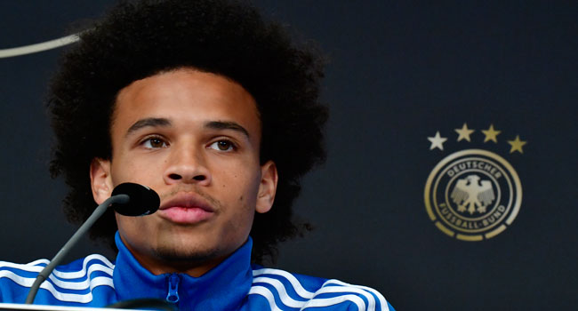 Leroy Sane To Use World Cup Disappointment To Impress Loew