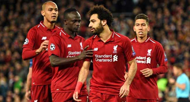 Salah, Van Dijk Seal Christmas Top Spot For Liverpool