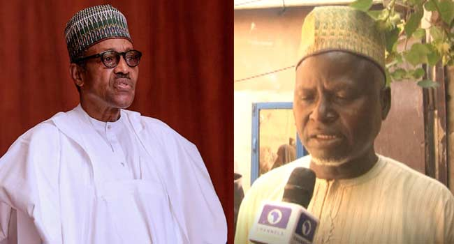 Buhari Calls Hauwa Liman's Father, Condoles With Family