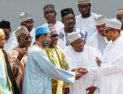President Buhari Insists Nigeria's Unity Must Be Sustained