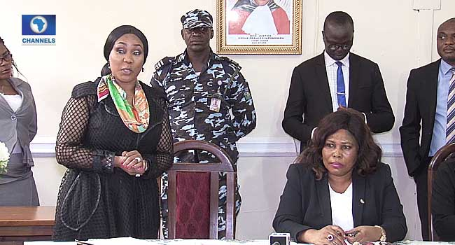NAPTIP Seeks More Collaboration With Edo Judiciary Against Human Trafficking